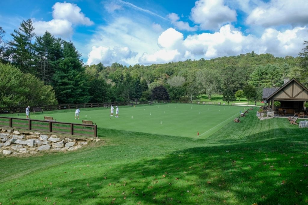 croquet highlands nc real estate